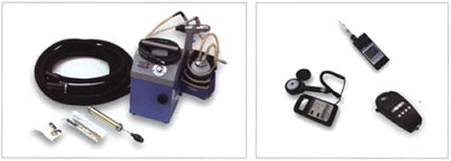 コーティング用スプレー、各種測定機器
